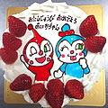 似顔絵ケーキ 501